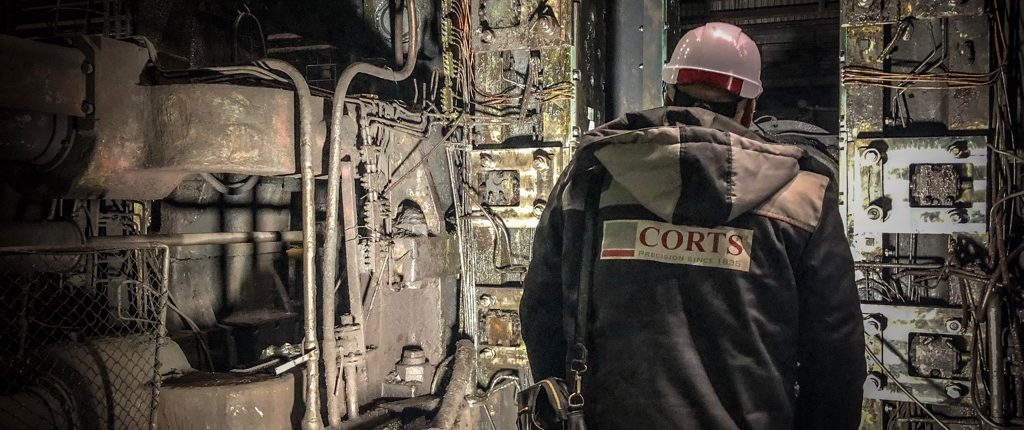 CORTS® Mill Refurbishment